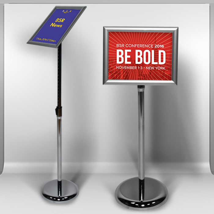 Bytrex Display Sign Stand