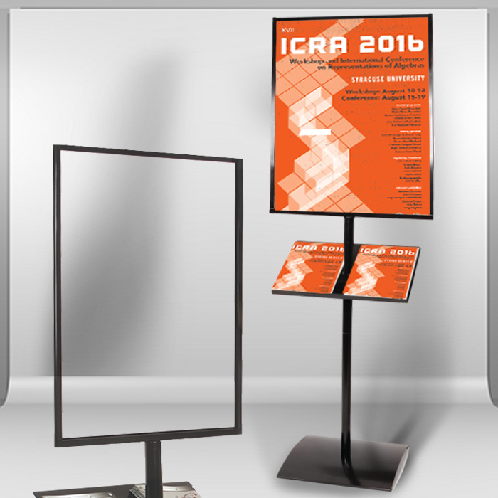 Flexigen Grand Display Sign Stand